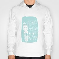 montreal Hoodies featuring MONTREAL LEGENDS - PAPA PALMERINO by VALBATOR