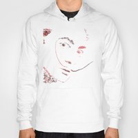 dali Hoodies featuring Dali by rebeccalbe