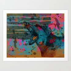 The Bark Art Print