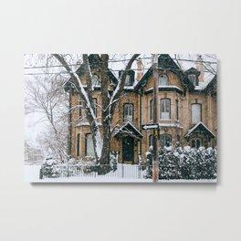 Cabbagetown - Toronto, Canada - #1 Metal Print