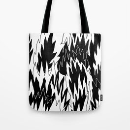 Burnout Friday Tote Bag