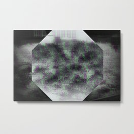 Magnolia. Metal Print