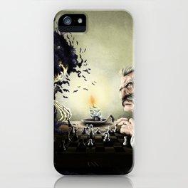Last Play iPhone Case