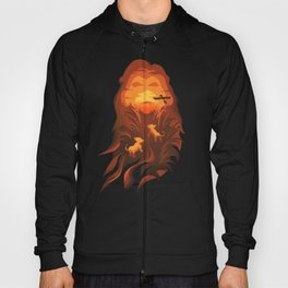 The Lion King - Into The Wild Hoody