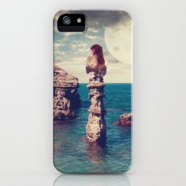 Where the silence has lease iPhone Case