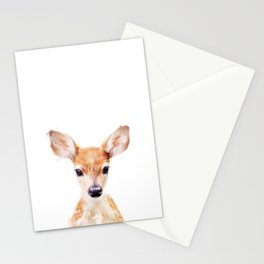 Little Deer Stationery Cards