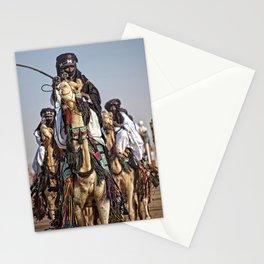 Journey - Tuareg nomads, Africa Stationery Cards