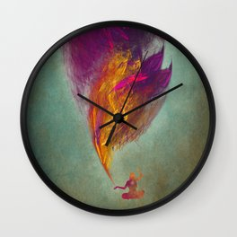 I have got the power Wall Clock
