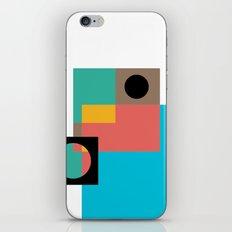 Geometric Crazy 1 iPhone & iPod Skin
