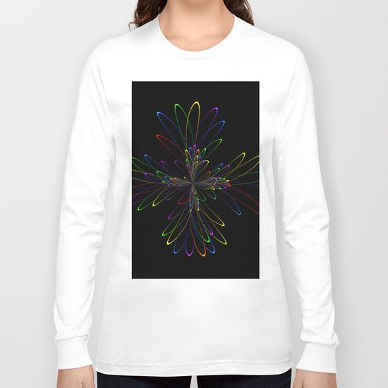Abstract Perfektion 88 Long Sleeve T-shirt