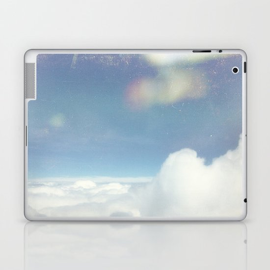 Up in the air Laptop & iPad Skin