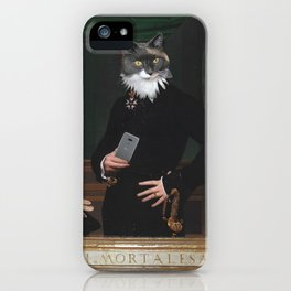 Aristocat iPhone Case
