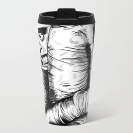 Infinite Improbability Drive Metal Travel Mug