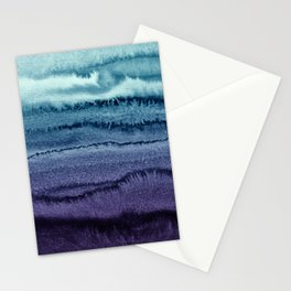 WITHIN THE TIDES EARLY SUNDOWN by Monika Strigel Stationery Cards