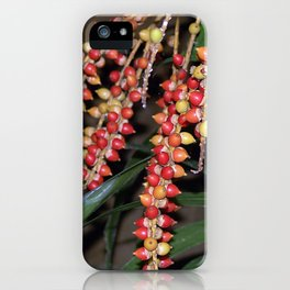 coffee plant (Bali, Indonesia) iPhone Case