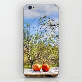 The Apple Orchard iPhone Skin