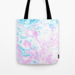 Marbling Tote Bag
