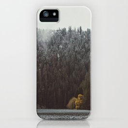 Two seasons iPhone Case