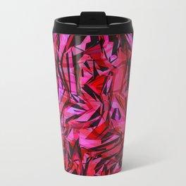 red flow Metal Travel Mug