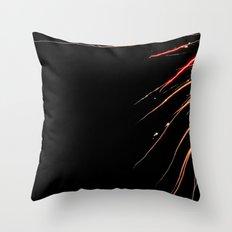 Fireworks3 Throw Pillow