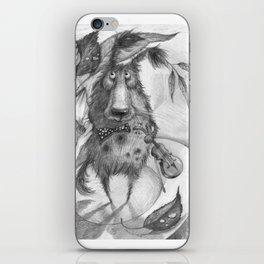 Violinist iPhone Skin