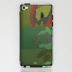 Axew, Fraxure, Haxorus iPhone & iPod Skin