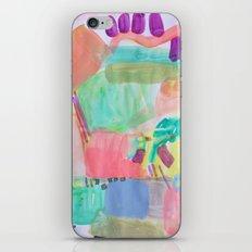 Coral Water iPhone & iPod Skin