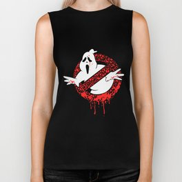 SCREAM BUSTERS Biker Tank