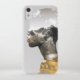 Portrait (Nature) iPhone Case