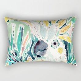 EDLOO the Cockatoo Rectangular Pillow