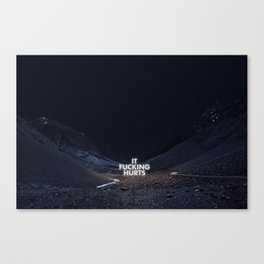 Bipolar Part I Canvas Print