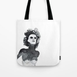 Woman XY 222 Tote Bag