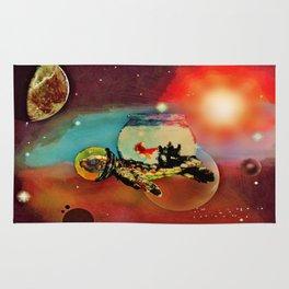 SPACE TURTLE VII - 202 Rug