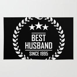 best husband since 1995 Rug