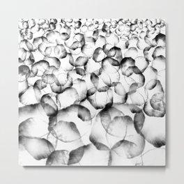 Ice cube 1 Metal Print
