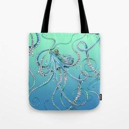 Drunk Octopus Tote Bag