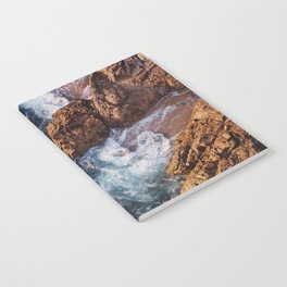 Autumn Sea Notebook