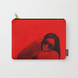 Kylie Jenner - Celebrity - Modeling Pose (Photographic Art) Carry-All Pouch