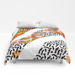 pattern play Comforters