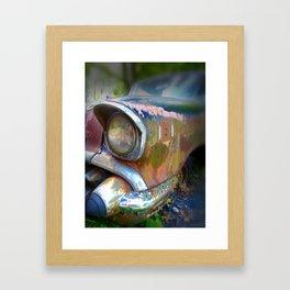 Bel Air Framed Art Print