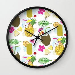 Hawaiian Punch Wall Clock