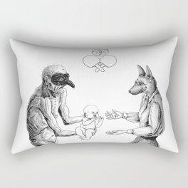 Apocalipsis Rectangular Pillow