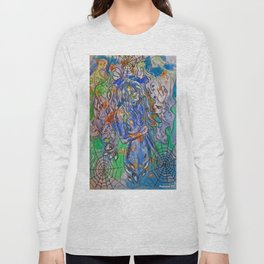 Spiderwebs Long Sleeve T-shirt