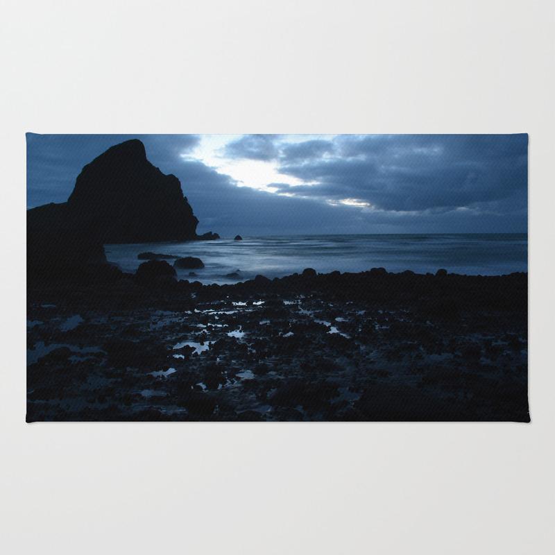 Pools Of Light Rug by Skyeallan RUG7868280