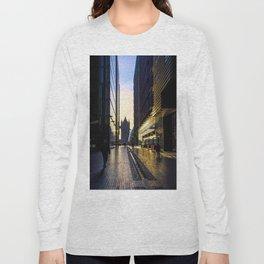 Sunrise on the South Bank Long Sleeve T-shirt