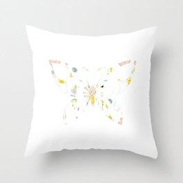 Butterfly 29 Throw Pillow