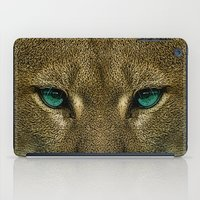 tom selleck iPad Cases featuring Tom by Vin Zzep