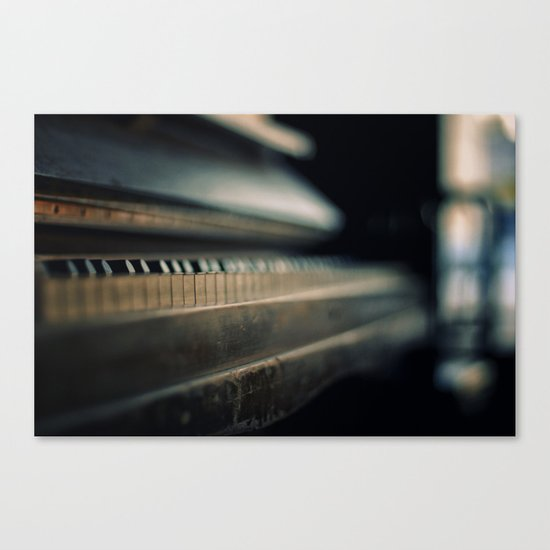 Whispers of the past Canvas Print