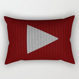 Play Me Rectangular Pillow