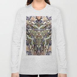 Magnified No 1 Long Sleeve T-shirt
